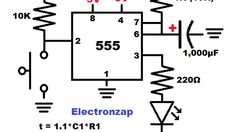 Basic electronics circuit fragments and simple circuits 2 diagram covering rectifier zener and light emitting diodes LEDs by electronzap electronzapdotcom Simple Electronics, Electronics Components, Lead Forward, Basic Electronic Circuits, Apple Watch Custom Faces, Different Programming Languages, Simple Circuit, Light Emitting Diode