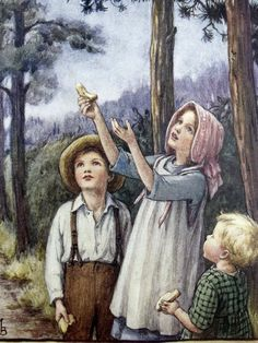 1926 Photolithograph Cicely Mary Barker Print by AntiqueORIGINALS