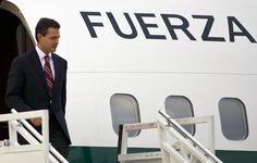 Últimas noticias de México hoy Peña Nieto cuestionado por llevar familia y amigos en avión oficial - lagranepoca