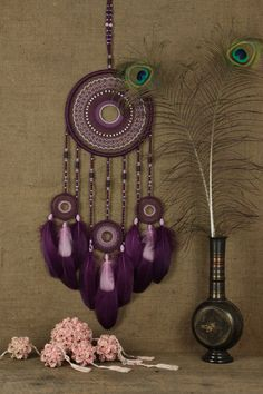 Dream catcher/Dreamcatcher/Boho от MyHappyDreams на Etsy