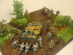 Dioramas and Vignettes: Oh, those Russian roads..., photo #3