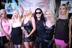 Copyright: Disco Stella's Pics - Cory Feldman (Actor - Goonies) and lady guests at Kaya Jones's Album release and birthday party 8-28-15. Kaya Jones (Recording Artist- original Pussycat Dolls).