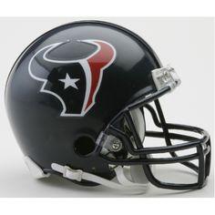 Houston Texans Riddell Z2B Mini Helmet