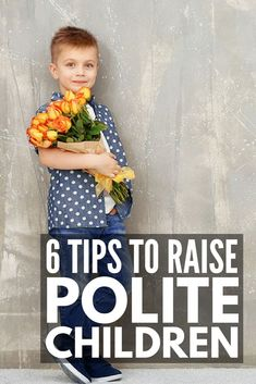 6 Tips for Teaching Kids Manners | Teaching manners to toddlers, to preschoolers, to kindergarteners, to teens, and to kids of all ages may seem difficult, but it's an important life skill for success in the classroom and beyond. We're sharing 6 tips and tools parents and teachers can use to raise polite children (I really love tip 5!), 7 activities for teaching kids manners, and our favorite books for raising polite kids. #parenting101 #parentingtips #positiveparenting #kidsactivities…