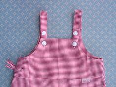 Baby Kleider Schürzenkleid von Ulalü Kinderdinge - Lieblingssachen ...