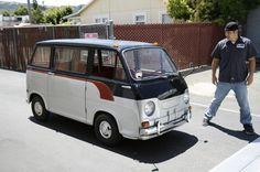 Subaru 360 Van