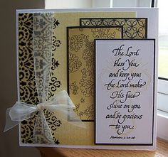 Stampendous blessing