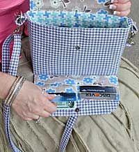 Madison Wallet Bag Pattern *, brilliant