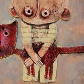 Alik Assatrian - Kunstschilder en filmmaker in Den Haag  Mijn naam is Alik Assatrian. Ik ben in 1960 geboren in een klein dorpje in Armenië dat niet meer bestaat. Als kind begon ik met tekenen en schilderen en daar ben ik niet meer mee opgehouden tot op de dag van vandaag. Kunst is mijn passie geworden en later mijn beroep en mijn leven.  My name is Alik Assatrian. I was born in 1960 in Armenia, in a small village which does not exist anymore.   Details vanschilderijen - Kunst -