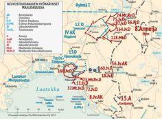 Lopputaistelut maaliskuussa 1940 | Talvisodan tietokeskus