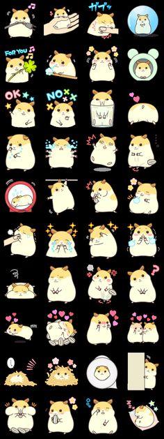Cute Animal Drawings, Kawaii Drawings, Cute Drawings, Cute Panda Drawing, Griffonnages Kawaii, Chat Kawaii, Images Kawaii, Kawaii Doodles, Cute Hamsters