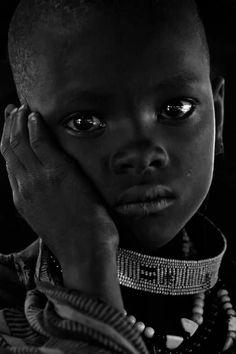 "Africa | Tanzania ~ ""Sadness"" | ©Amnon Eichelberg"