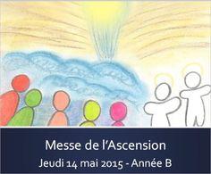 Diaporama des textes du 14 mai 2015 - Ascension - année B