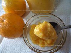 Receitas da Romy: Orange Curd - Creme de laranja