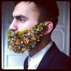 Amazing Fashion trend regarding beard