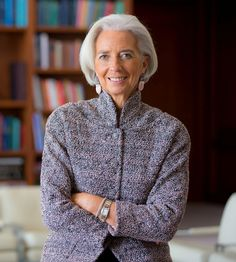 Christine Lagarde is Managing Director of the International Monetary Fund. She was appointed in July 2011. A national of France, she was previously French ...