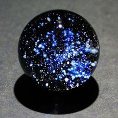 ガラスの宇宙 想  Glass marble sou  Size 41mm
