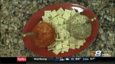 Eleanor's Cheese Ball Tuesday, December 22, 2015