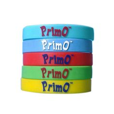 With 100 Free Embossed Color Filled Rubber Wristbands Shipping And Setup Our