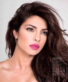 You Won't Believe Your Eyes After Seeing This Photoshoot Of Priyanka Chopra! Bollywood Celebrities, Bollywood Fashion, Bollywood Actress, Female Celebrities, Miss Mundo, Provocateur, Sensual, Indian Beauty, Indian Actresses