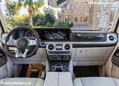 Mercedes-Benz G63 AMG 2019 poster, #poster, #mousepad, #tshirt, #printcarposter