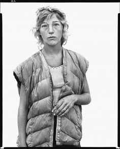Debbie McClendon, carney, Thermopolis, Wyoming, July 29, 1981