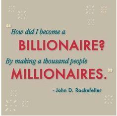 #Quote - John D Rockafeller \