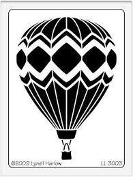 Resultado de imagem para balloon silhouette
