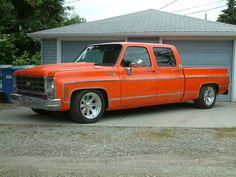 '79 Chevy Crew Cab