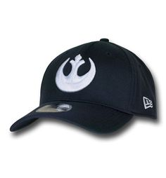 c490c55313e Star Wars Rebel Symbol Navy 39Thirty Fitted Hat