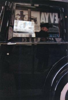 Saul Leiter, Chauffeur 1955
