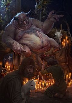 ArtStation - Allgod, Dario Jelusic
