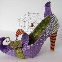 Cómo hacer zapatos de bruja