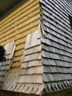 entreprise construction charpente maçonnerie torchis Normandie bardeau