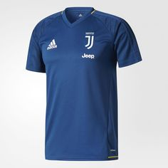 Adidas Juventus 17-18 Training Shirt Revealed - Footy Headlines