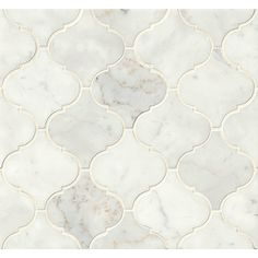 Bedrosians Marble Mosaic Tile In White Carrara You Ll Love