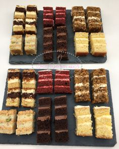 Today I had 3 different wedding cake tasting / consultations with 6 different flavours to choose from- lemon, carrot, chocolate-orange ,red velvet, almond praline, pistachio and almond cakes. Exploring different tastes for couples are always exciting. I hope they enjoyed  Www.sweetdiamondcakes.co.uk