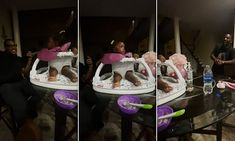Interesting Stories, Identical Twins, Viral Videos, Confused, Baby Car Seats, Daddy, Father, Babies, In This Moment