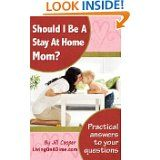 Should I Be A Stay At Home Mom - Jill Cooper
