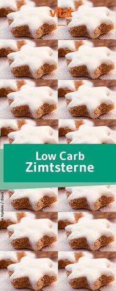 Ihr haltet euch auch zu Weihnachten an eine kalorien- und kohlenhydratarme Ernährung? Dieses Rezept für Low Carb Zimtsterne mit Puderzuckerersatz ist garaniert für eine Low Carb Diät geeignet. Und das Beste: Die kalorienarmen Zimtsterne sind auch noch glutenfrei!