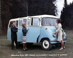 Nysa Bus Coach, Warsaw, Old Cars, Buses, Cars And Motorcycles, Camper, Transportation, Vans, Retro