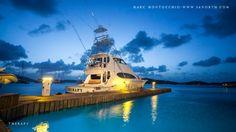 Moonlighting  Virgin Gorda, British Virgin Islands