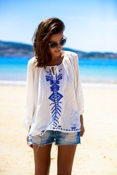 beach affaire #summer #outfits