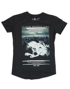 Death BY Zero Broken Promise Land MEN T Shirt Short Sleeve Shirt Size Small | eBay