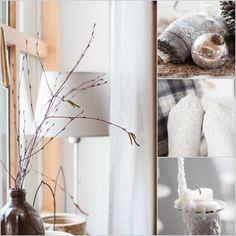 Herzenswärme Oversized Mirror, Winter, Inspiration, Furniture, Home Decor, Heart, Winter Time, Biblical Inspiration, Decoration Home