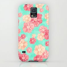 Blossoms Samsung Galaxy S5 Case by Lisa Argyropoulos