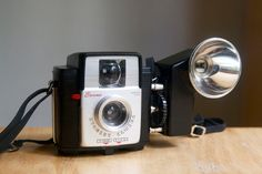 Working Camera Kodak Brownie Starlet with Flash by FalconandFinch, $30.00