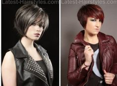 Dois lindos cortes de cabelos curtos  #cabeloscurtos #pelocorto