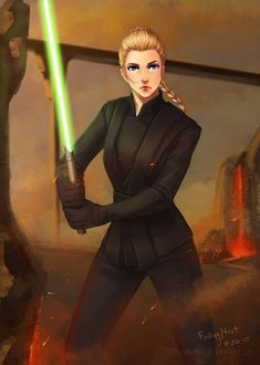 SWTOR: Leah by FallingMist on DeviantArt - Star Wars Women - Ideas of Star Wars Women women - Another commission for a character in the Star Wars universe! Star Wars Characters Pictures, Star Wars Pictures, Star Wars Images, Star Wars Concept Art, Star Wars Fan Art, Star Wars Rpg, Star Wars Jedi, Guerra Dos Clones, Female Jedi