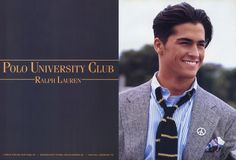 Polo University by Ralph Lauren - Spring/Summer 1993
